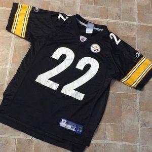 Reebok Steelers Staley jersey size kids medium 45a390700